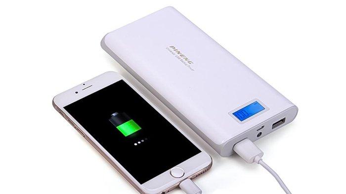 5 Tips Memilih Powerbank untuk Traveling, Cermati Fitur Anti Overcharging Agar Ponsel Tak Meledak