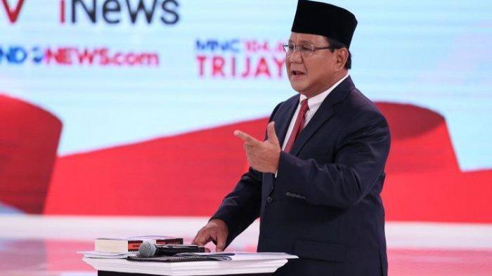 Prabowo Suka Baca Buku 'Mengapa Negara Gagal' UntuK Persiapan Debat: Bukan Pesimis, Tapi Waspada