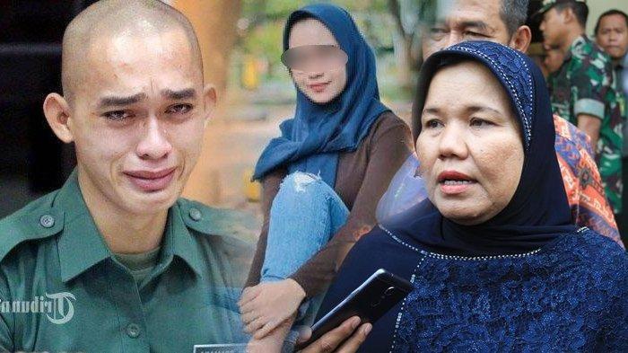 Prada DP Divonis Penjara Seumur Hidup & Dipecat dari Satuan, Ibu Vera Oktaria: Saya Ingin Dia Mati