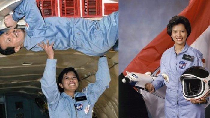 35 Tahun Lewat, Ini Potret Hidup Pratiwi Sudarmono Astronot Pertama Indonesia Setelah Tak Lagi Muda