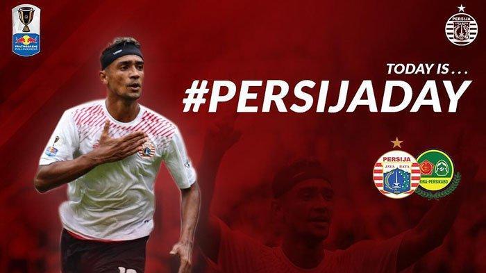 Live Streaming Jawapos TV Persija VS PS Tira Persikabo Piala Indonesia 2018, Live RCTI Sekarang!