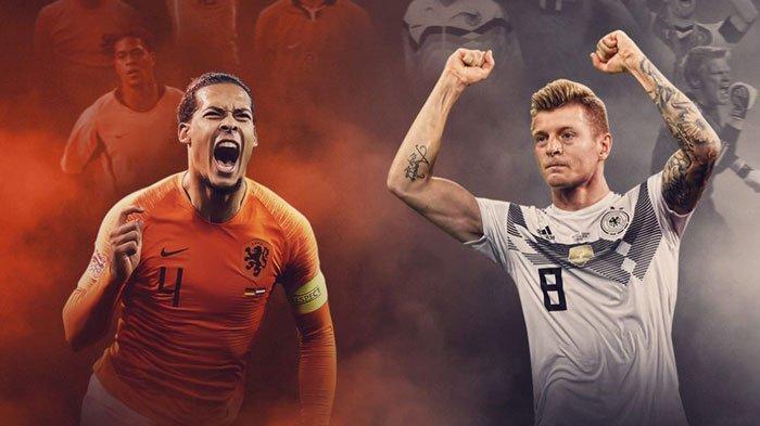 Prediksi Belanda vs Jerman Kualifikasi Euro 2020 Senin Jam 02.45 WIB Duel Klasik Sarat Gengsi