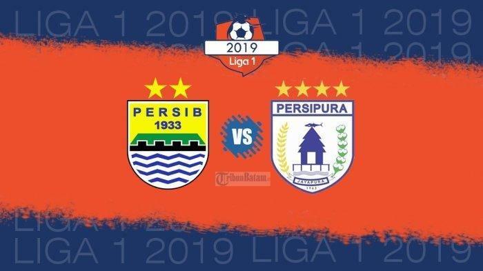 MALAM INI Live Streaming Indosiar Persib Bandung vs Persipura Jayapura Shopee Liga 1 Sabtu (18/5)