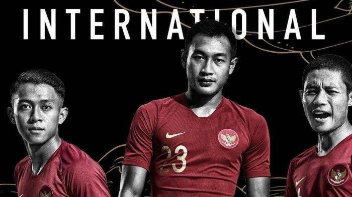 Prediksi Susunan Pemain Yordania vs Indonesia - Live Streaming FIFA Match Day di Indosiar Malam Ini