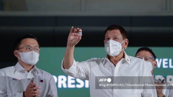 Dugaan Mega Korupsi Dana Covid-19, Menkes Disebut Makan Uang Haram Rp 19T, Presiden Filipina Membela