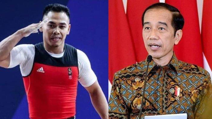 Eko Yuli Irawan Beri Indonesia Medali Kedua di Olimpiade Tokyo 2020, Jokowi Beri Ucapan Selamat