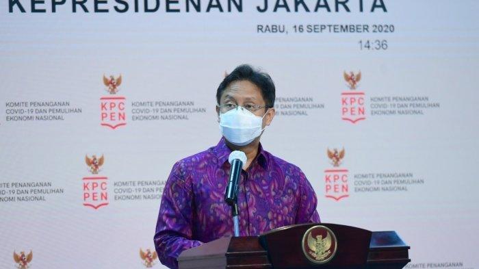 Budi Gunadi Sadikin, Menteri Kesehatan Indonesia.