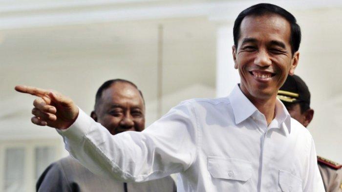 Beri Ucapan Selamat Tahun Baru 2018, Jokowi Mengaku Ada Rasa Lelah: Kurang Piknik!
