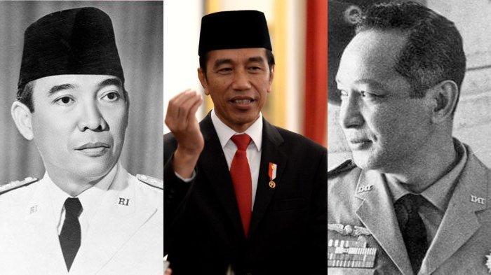 ADA Soekarno, Soeharto, Habibie Hingga Jokowi, Inilah 12 Keistimewaan Orang Lahir di Bulan Juni