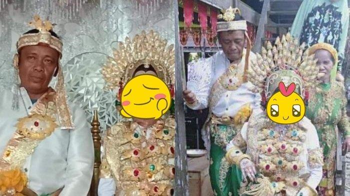 Pria 41 tahun menikahi gadis SMP