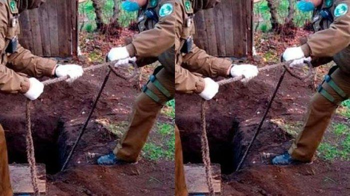 VIRAL Pria Aniaya & Perkosa Ibu Kandung yang Berusia 80 Tahun, Lalu Kabur Sembunyi di Septi Tank