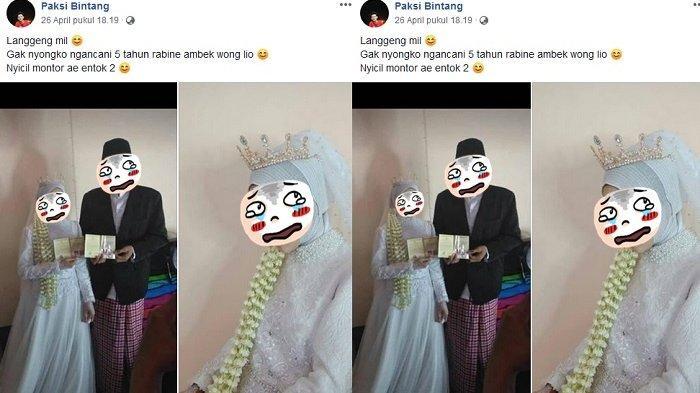 Pria ditinggal nikah