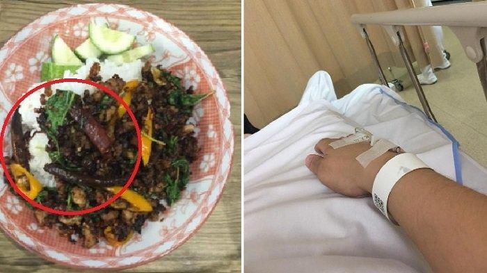 Pria Ini Mencoba Cabai Terpedas Di Dunia, Berakhir Muntah dan Kesakitan Di ICU Rumah Sakit