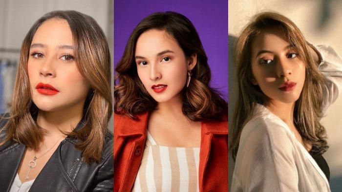 Biasa Natural, 6 Artis Ini Tetap Menawan Pakai Lipstik Merah, Adhisty Zara hingga Prilly Latuconsina