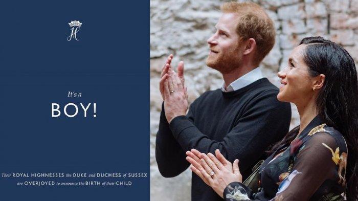 Pangeran Harry berikan pernyataan resmi terkait kelahiran putra pertamanya