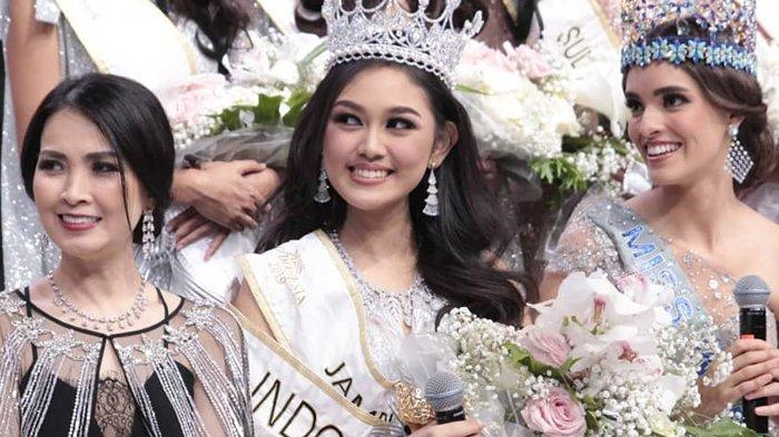 Fakta-fakta Menarik Princess Mikhaelia Audrey Megonondo dari Jambi, Pemenang Miss Indonesia 2019