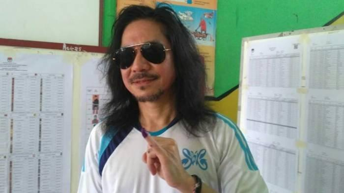 Profil Abdee Negara gitaris Slank