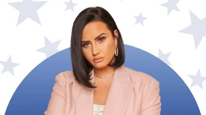 Profil Demi Lovato, Kesuksesan Karier Sahabat dan Seteru Selena Gomez, Mengaku Bergender Non-Biner