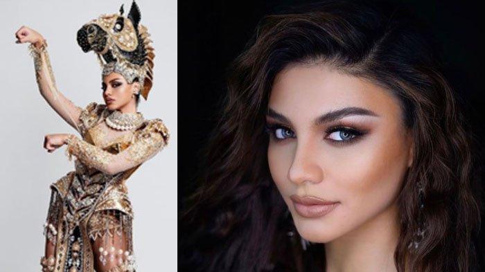 SIAPA Jihane Almira? Sukes Sabet Juara Favorit Miss Supranational 2021, Simak Profilnya