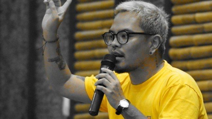 Profil komika Coki Pardede yang ditangkap dugaan narkoba.