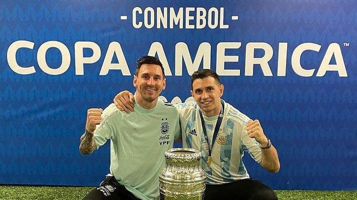 Siapa Lionel Messi? Simak Profil dan Sepak Terjang Pemain Bola yang Sukses Juara Bareng Argentina