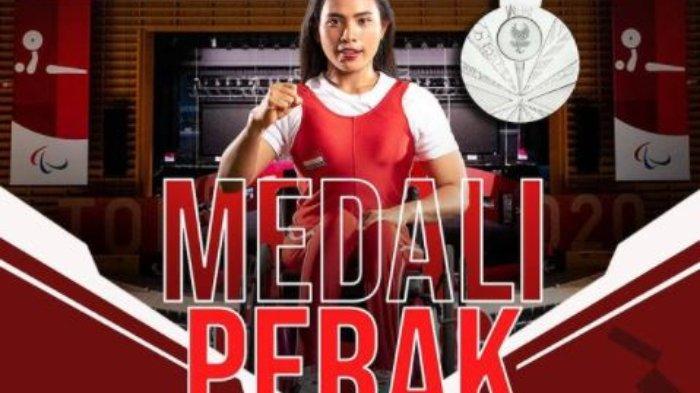 SIAPA Ni Nengah Widiasih? Sukses Raih Medali Perak di Paralimpiade Tokyo 2021, Simak Profilnya