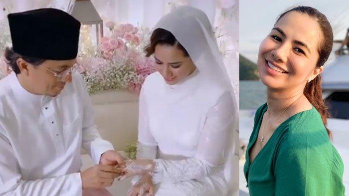 SIAPA Noor Nabila? Simak Profil Istri Engku Emran, Kabarnya Viral setelah Foto Pernikahan Tersebar