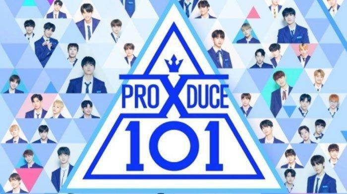 Program survival Mnet, Produce X 101.