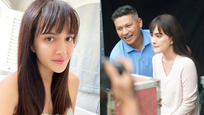 Cantik Ubah Gaya Rambut Berponi, Shandy Aulia Garap Project Film Baru Bareng Gading Marten
