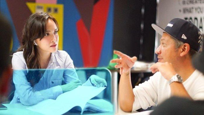 Project film Shandy Aulia dan Gading Marten.