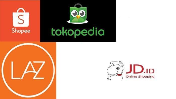 Promo 2.2, Banjir Diskon Meriah, Cashback hingga Gratis Ongkir di Shopee, Tokopedia, Lazada, JD.ID