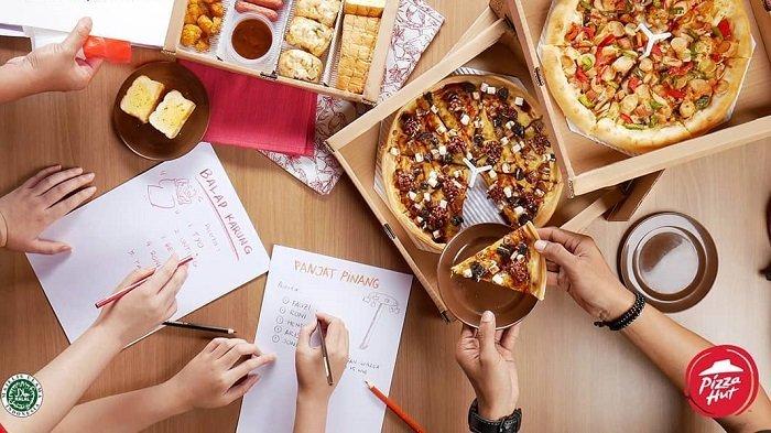 Promo Menarik 3 Gerai Makanan Cepat Saji, Sajian Serba Keju di Pizza Hut