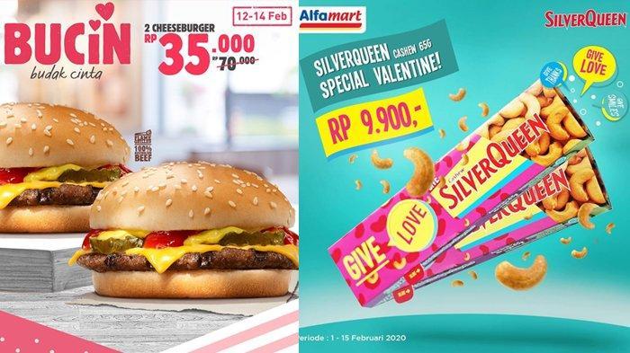 5 Diskon Spesial Valentine 2020, dari Cokelat, Restoran, hingga Skin Care, Saatnya Borong Barang