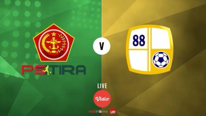 Live Streaming Barito Putera vs PS Tira - Siaran Langsung Liga 1 Pukul 20.30 WIB