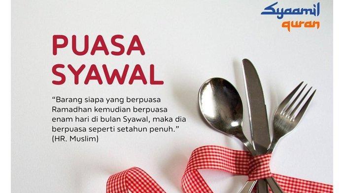 Puasa Syawal.