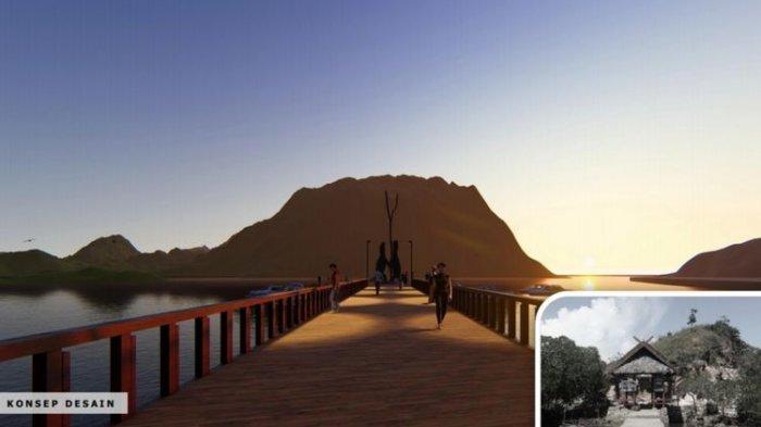 Rencana Pemerintah Bangun 'Jurassic Park' di Pulau Rinca dengan Biaya Rp 69,96 Miliar, Tuai Kecaman