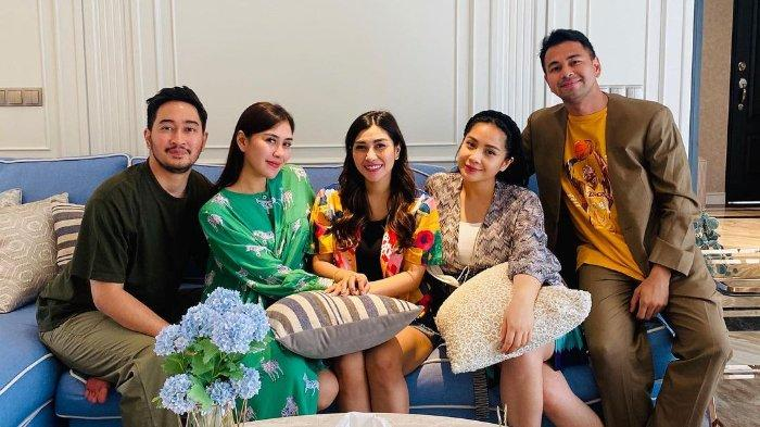 Punya Sepatu Sama, Jeje Suami Syahnaz Dikira Pakai Sepatu Raffi Ahmad: 'Gue Udah Dituduh Netizen'
