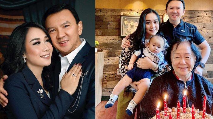Ibunda Ahok Ulang Tahun, Puput Nastiti Devi Beri Ucapan Tak Biasa, Sebut Diajari Sabar Hadapi Fitnah