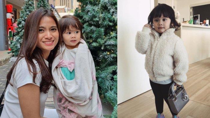 Unggah Foto Putrinya Bergaya Bak Model, Acha Septriasa: Mau Ke mana Kamu?