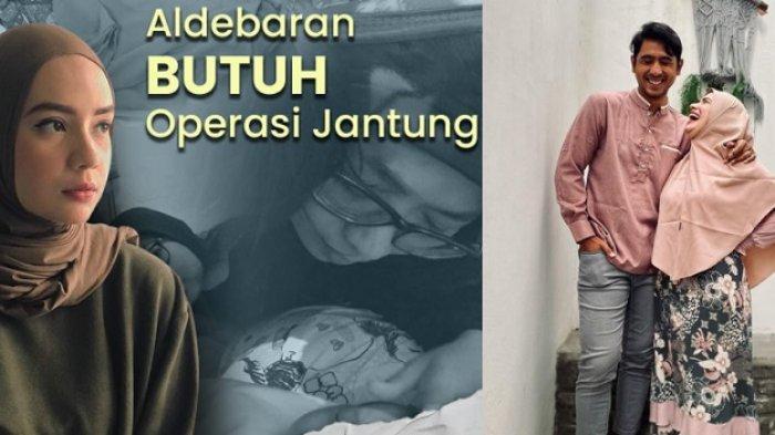 DARURAT Bayi Aldebaran Harus Operasi Jantung Butuh Uang Rp 250 Juta, Putri Anne Kini Galang Dana