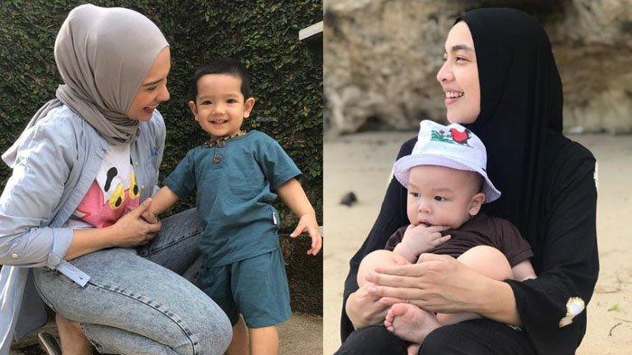 Adu Gaya 7 Eks Aktris 'Tukang Ojek Pengkolan' saat Momong Anak, Ada Putri Anne hingga Tika Bravani