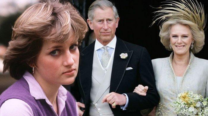 Diselingkuhi Pangeran Charles, Ini Pesan Menyentuh Putri Diana pada Pangeran William
