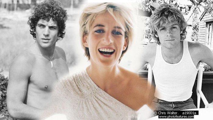 5 Pria yang Pernah Digosipkan dengan Putri Diana! Dari 'Ayah' Pangeran Harry hingga Penyanyi Ini!
