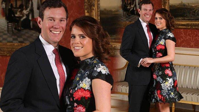 Beda dari Pangeran William dan Harry, Putri Eugenie Gelar Royal Wedding 'Bebas Plastik'