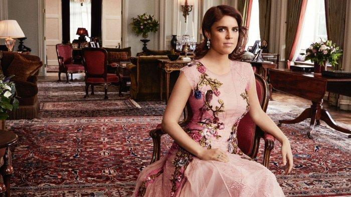 5 Fakta Putri Eugenie, Sepupu Pangeran Harry yang Dinikahi Pengusaha Kaya
