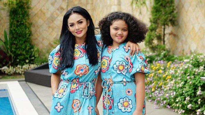 Amora Lemos Ulang Tahun, Suara Merdu Putri Krisdayanti Cover Lagu 'Reckless' Banjir Pujian