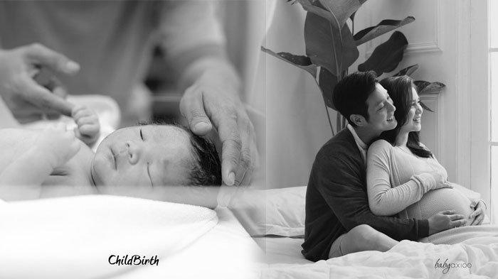 Temani Putri Titian Melahirkan, Perlakuan Manis Junior Liem Pada Sang Istri Ini Bikin Haru