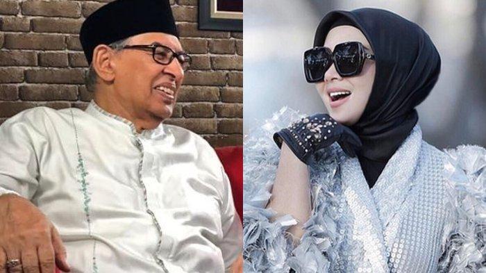 Syahrini Tampil Berhijab saat Diskusi Sahur dengan Quraish Shihab, Istri Reino Barack Tuai Pujian