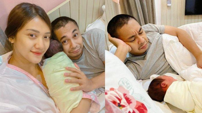 Baby Aksara Baru Umur 2 Hari Langsung Dapat Kado Saham, Raditya Dika: Asli Ini Lucu Banget