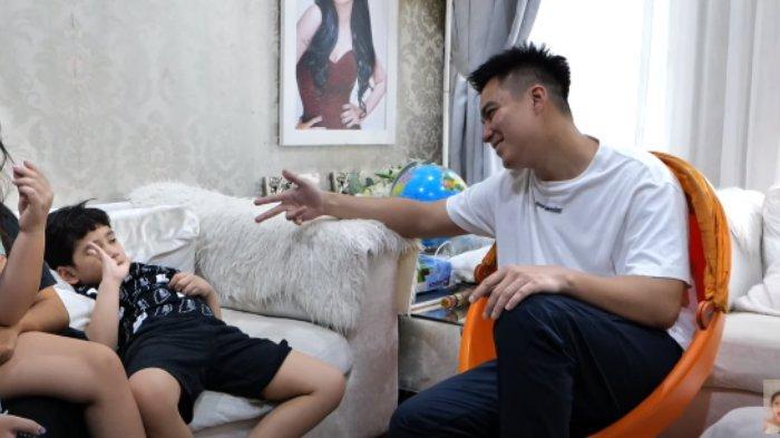 Rafathar dan Baim Wong beri reaksi soal Zunaira berjodoh dengan Kiano